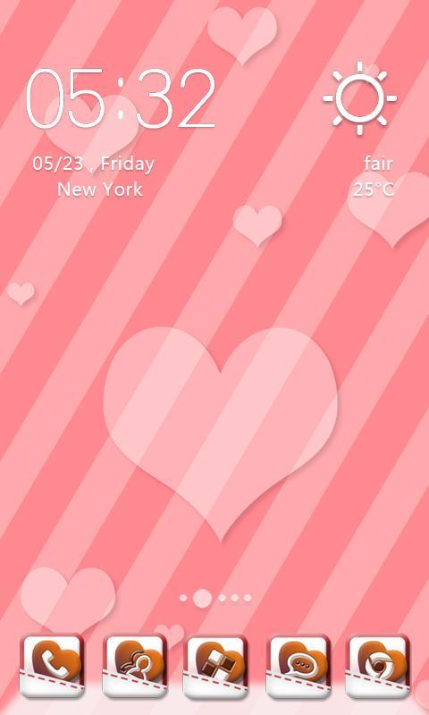 Sweet Trip Icons & Wallpapers - screenshot