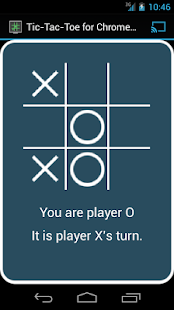 TicTacToe for Chromecast- screenshot thumbnail