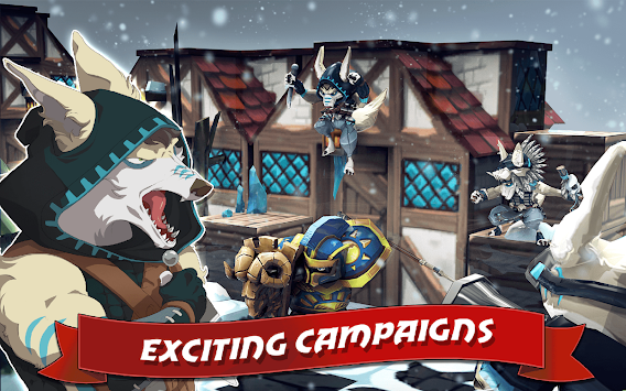 Lionheart Tactics APK screenshot thumbnail 13