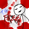 StickMan Finger Killer Free logo