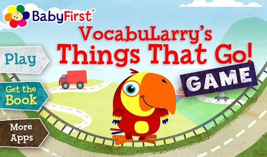 VocabuLarry's Things Game - screenshot thumbnail
