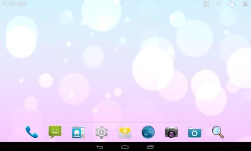 玩個人化App Bokeh 3D Live Wallpaper免費 APP試玩