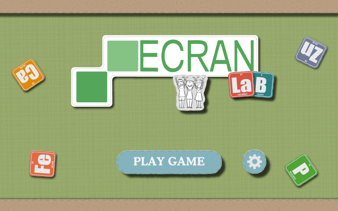 Ecran Lab- screenshot