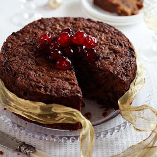 Jamaican Christmas Cake