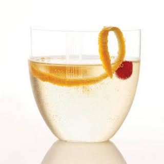 White Cranberry-Citrus Punch.