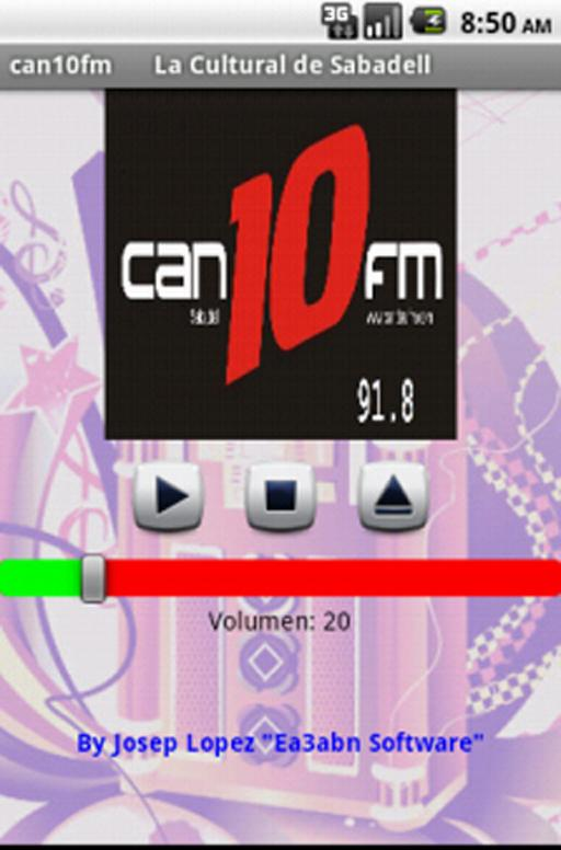 can10fm- screenshot
