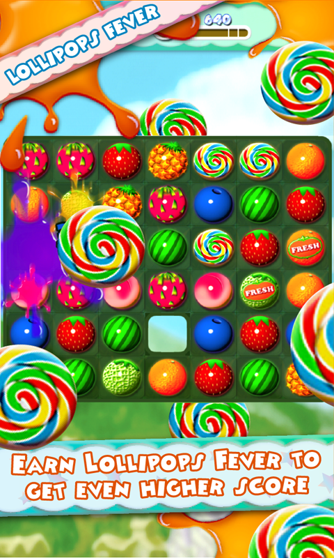 Lollipops 3- screenshot