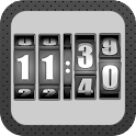 Animated Rolling Clock LITE APK