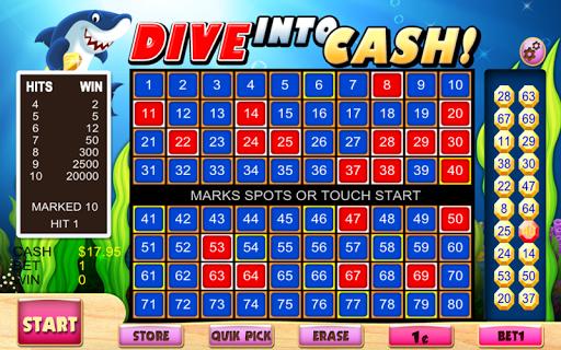 Keno Shark Casino Game PRO