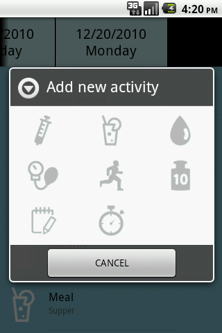 dbees.com Diabetes Management - screenshot