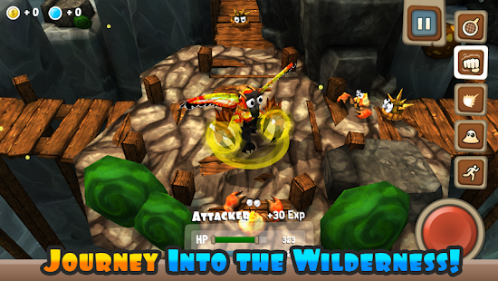 Monster Adventures- screenshot thumbnail
