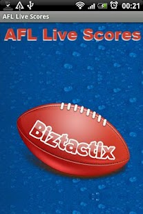 AFL Live Scores- screenshot thumbnail