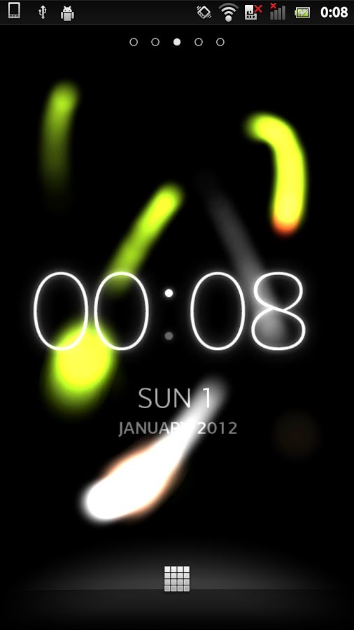 AmbientTime Live Wallpaper - screenshot