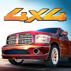 Drag Racing 4x4 icon