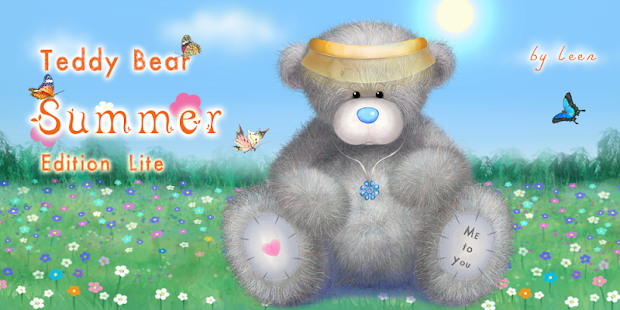 Summer Teddy Bear Lite
