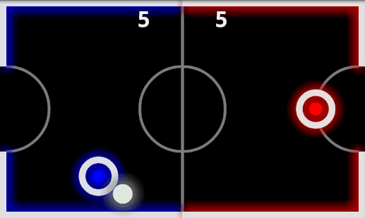 Air Hockey Classic HD - screenshot thumbnail