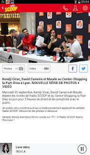 Radio SCOOP - screenshot thumbnail