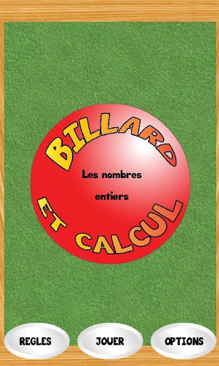 Billard et Nombres entiers