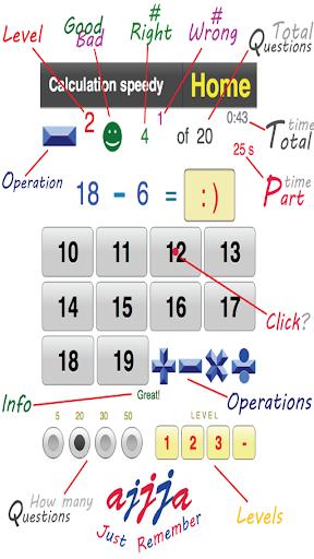 Math Doctor 4Phone Free 3.4 screenshots 6