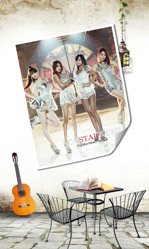 Sistar Live Wallpaper -KPOP 01