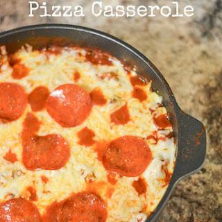 One Pot Pizza Casserole