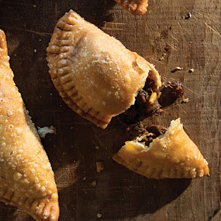 Beef Brisket and Picadillo-Stuffed Empanadas