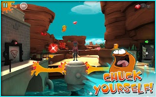 Screenshot of Chuck the Muck