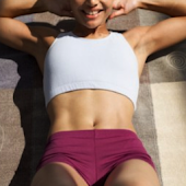 WOMENS ABS WORKOUTS (Free)