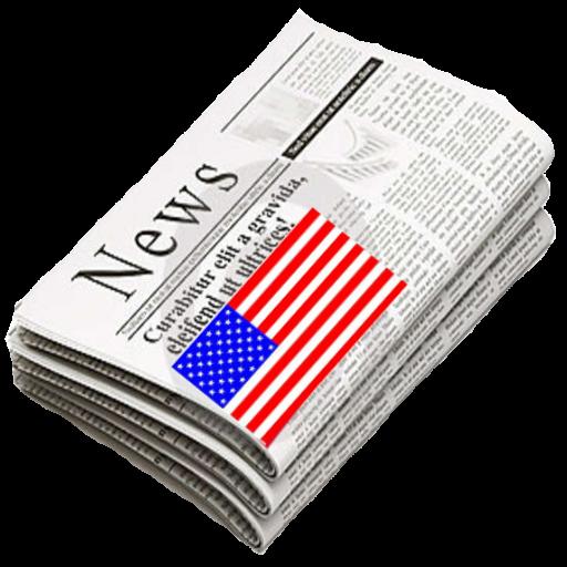 Newspaper USA LOGO-APP點子