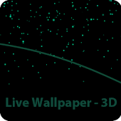 Particle Curve Live Wallpaper
