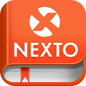 Nexto Reader (czytnik książek) icon