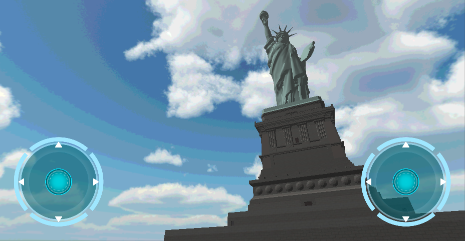Lady Liberty- screenshot