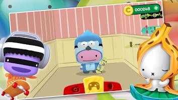 Screenshot of Toonix