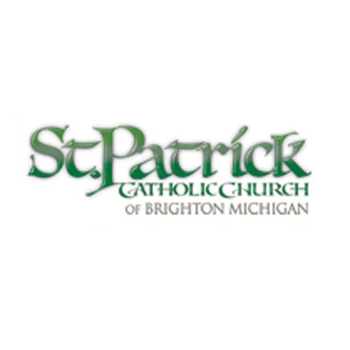 St Patrick Brighton, MI LOGO-APP點子