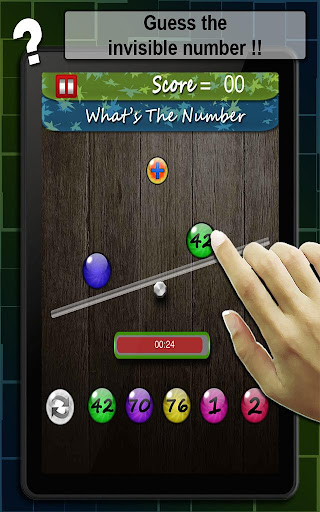 Equalo Math balance game