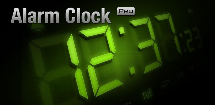 Alarm Clock Pro apk