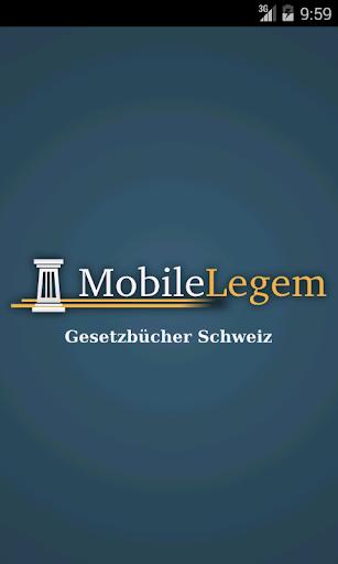 Mobile Legem - Schweiz