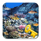 Abubu ocean wallpaper key