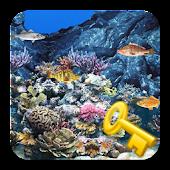 Abubu ocean live wallpaper key