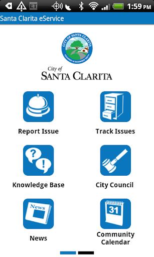 Santa Clarita Mobile App