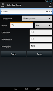 Mobile electrician - screenshot thumbnail