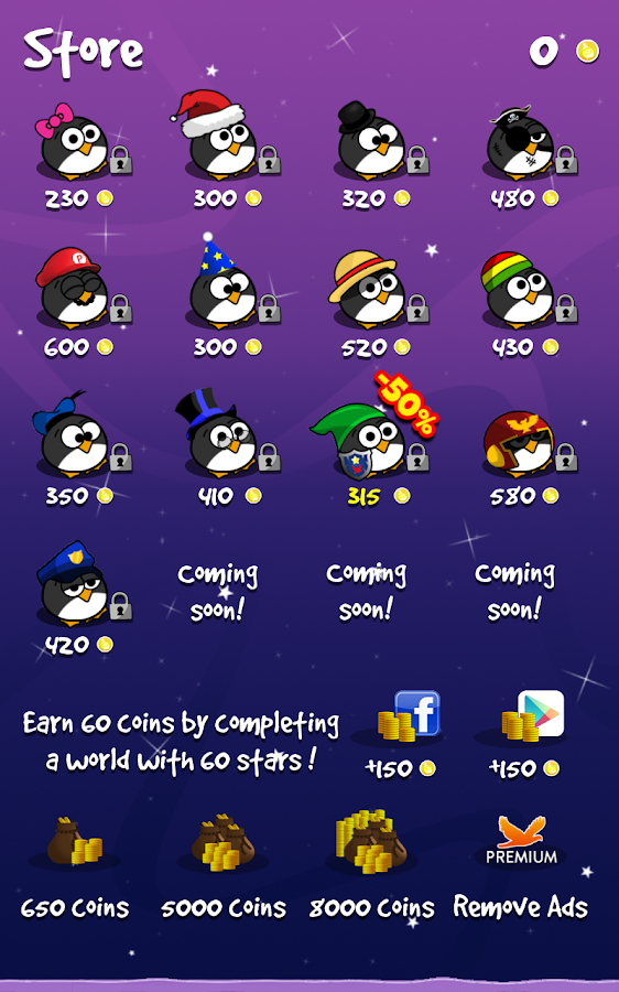 Wake Up ! Penguins- screenshot