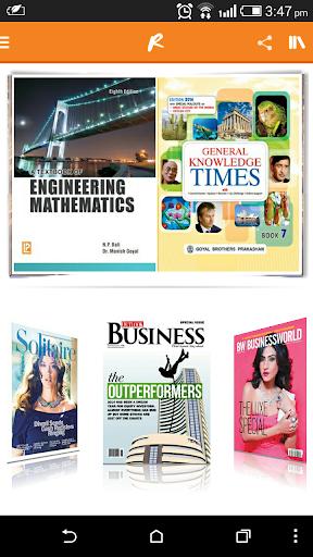 Rockstand: eBooks eMagazines