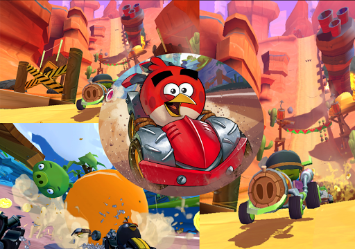 Hack Tools For Angry Birds Go