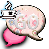 GO SMS THEME/CoffeeBreak1