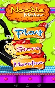 Noodle Maker - Cooking Game v1.1.8