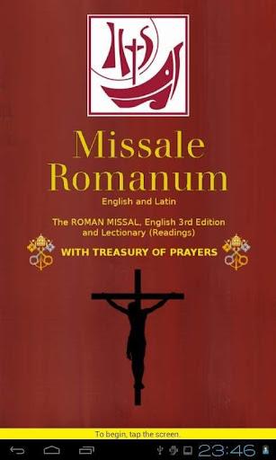 Roman Missal Catholic