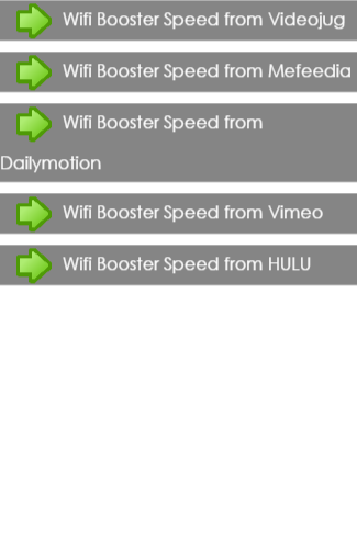 Wifi Booster Speed Guide