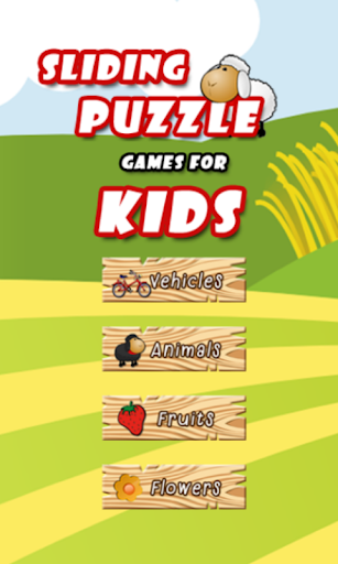 Sliding Puzzle Games For Kids