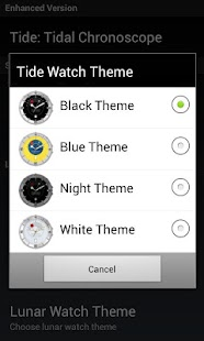 Tidal Chronoscope - screenshot thumbnail